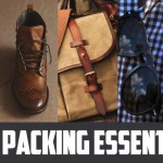 Packing for Men: Five Stylish Essentials