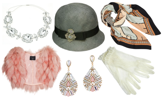 Great Gatsby Fashion: Daisy-inspired Accessories