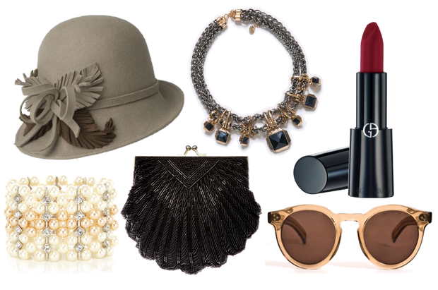 Great Gatsby Fashion: Jordan-inspired Accessories