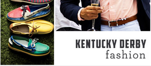 Kentucky Derby Fashion for Men