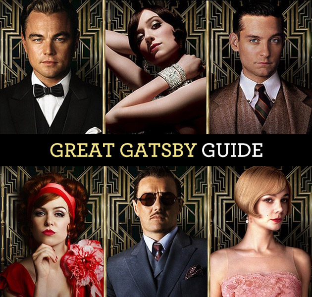Great Gatsby guide