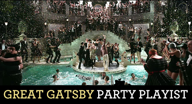 Great Gatsby music