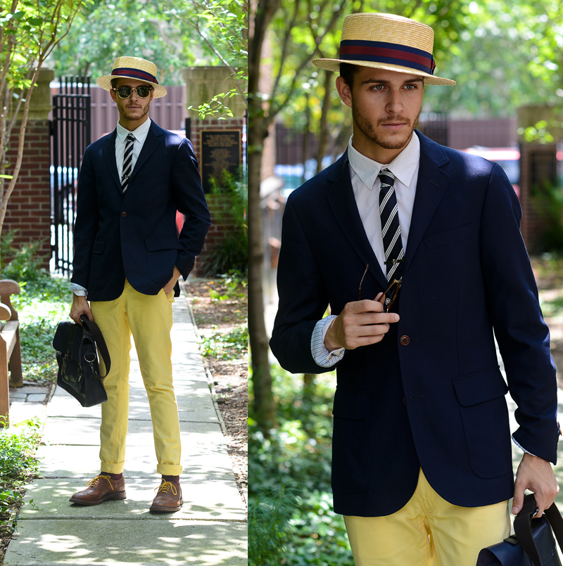 Street Style Roundup  Adam of I Am Galla 8b9749f4dfb
