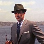 James Bond Hats – Sean Connery