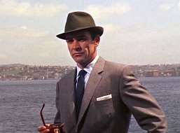 James Bond Hats - Sean Connery