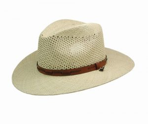 Stetson Airway Panama Safari Hat