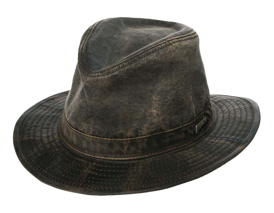 how to clean a stinky leather hat