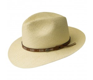 Bailey of Hollywood Cutler Panama Straw Hat