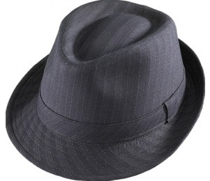 Henschel Poly Cotton Stripe Trilby
