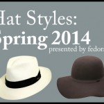 Spring Hat Styles 2014