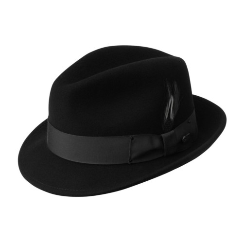 Bailey of Hollywood Tino Fedora Black