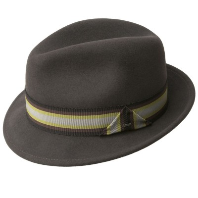 e1c6fa31f5b49 Bailey of Hollywood Pierpont Litefelt® Packable Fedora Hat