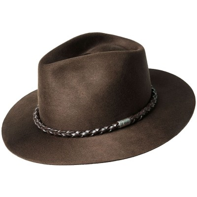 Bailey of Hollywood Marty Western Fedora Hat