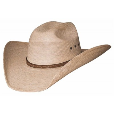 Bullhide Jason Palm Leaf Cowboy Hat