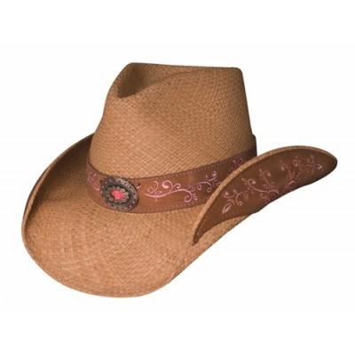 Bullhide Because of You Panama Hat