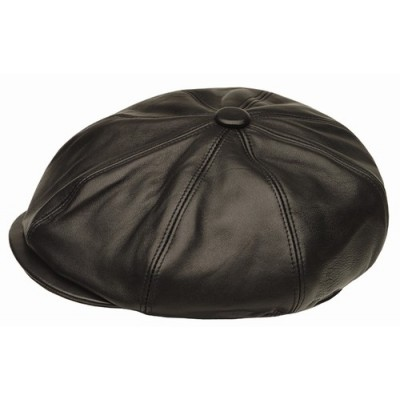Bailey of Hollywood Noclin Leather 8/4 Cap