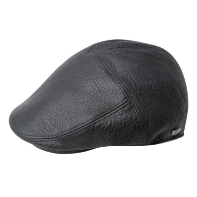 Bailey of Hollywood Langham Leather Cap