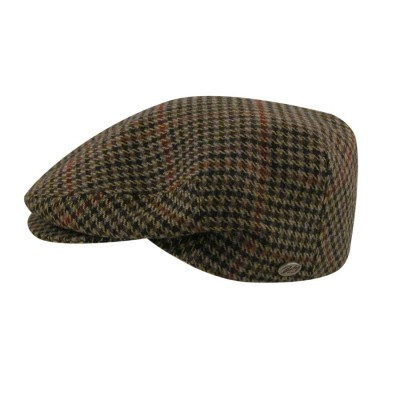 Bailey of Hollywood Lord Plaid Ivy Cap