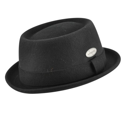 KANGOL LiteFelt Pork Pie Hat