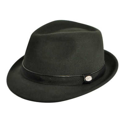 Bailey of Hollywood Ike Wool Fedora