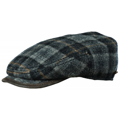 Stetson Gatsby Wool Bandera Ivy Cap With Ear Flaps