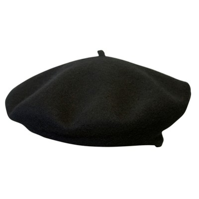 Conner Waterproof Wool French Beret