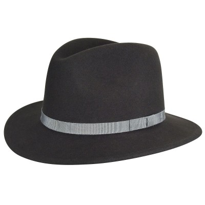 Country Gentleman Wilton Wool Fedora hat