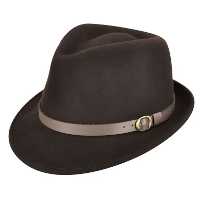 Country Gentleman Wallace Wool Fedora