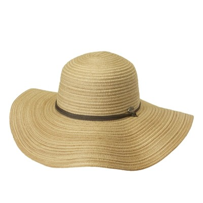 Conner Sewn Braid Toyo Floppy Hat