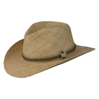 Conner Key Largo Outback Packable Straw Hat