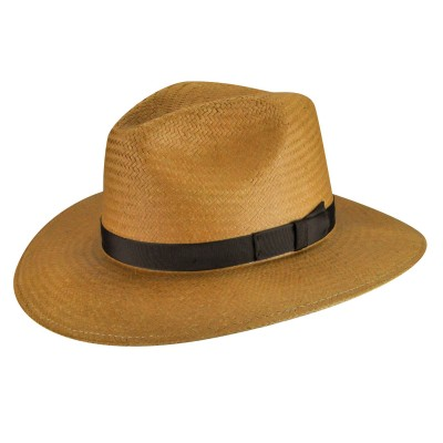 Pantropic Adamstown LiteStraw Fedora Hat