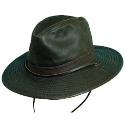 DPC Outdoor Weathered Cotton Outback Hat