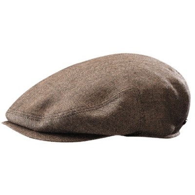 Stetson Bandera Silk and Cashmere Blend Ivy Cap