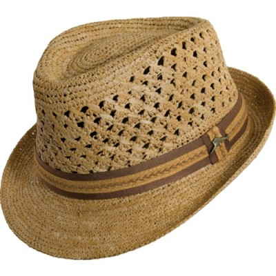 Tommy Bahama Crocheted Raffia