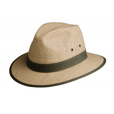 Conner Black Creek Safari Hemp Hat