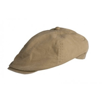 Conner Elastic Back Cotton Ivy Cap
