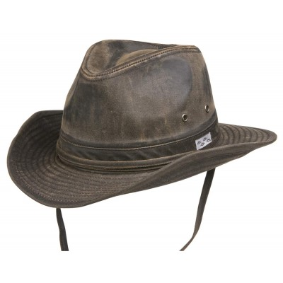 Conner Bounty Hunter Cotton Outback Hat