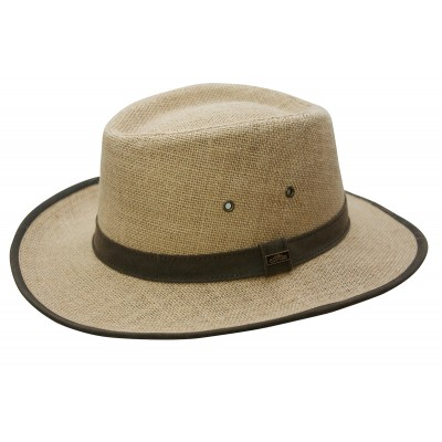 Conner Hemp Sun Shade Hat