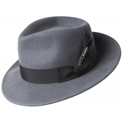 Bailey of Hollywood Crushable Litefelt Fedora