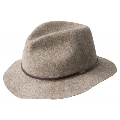 Bailey of Hollywood Poet Collection Jackman Fedora