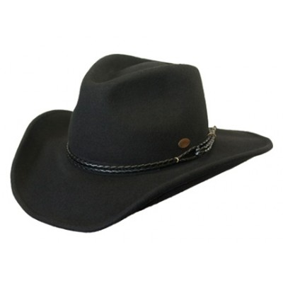 Conner Rope Band Western Hat