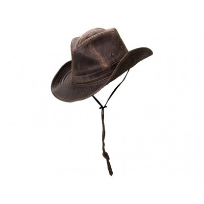 DPC Boondocks Outdoor Weathered Cotton Shapeable Hat