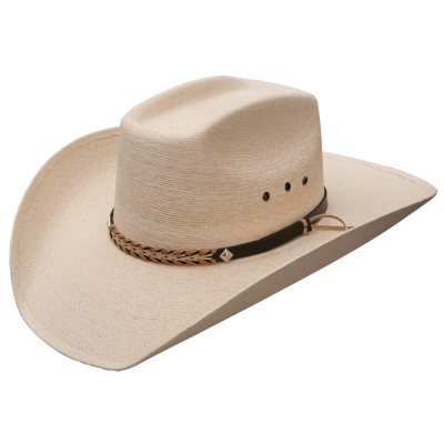 Stetson Square Western Hat