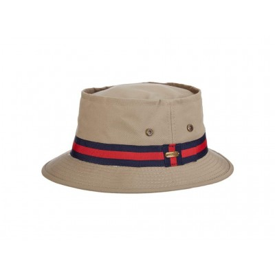 Stetson Congaree Water Repellent Cotton Bucket Hat