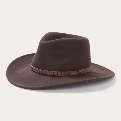 Stetson Sturgis Crushable Wool Outdoor Hat