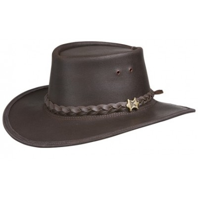 BC Hats Stockman Oily Outback Hat