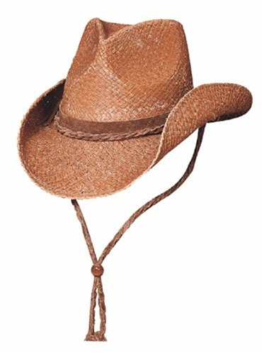 how to clean a straw cowboy hat at home
