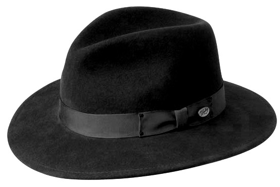 1e66cf13c95bfd Bailey of Hollywood Curtis Indy Fedora