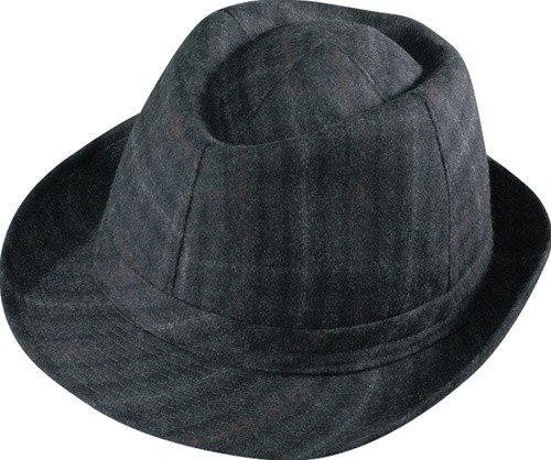 how to clean a cotton polyester blend hat
