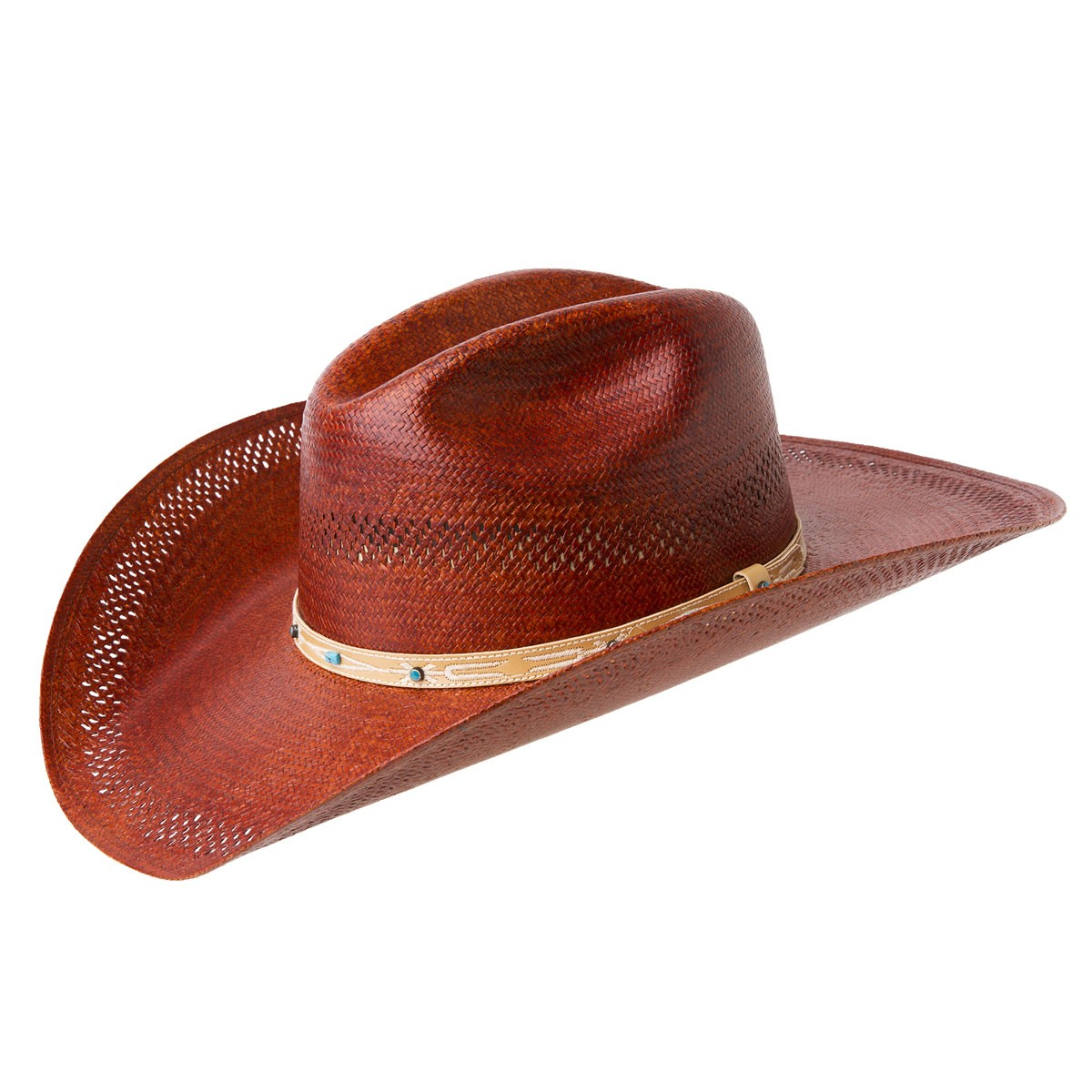Renegade Florence Straw Cowgirl Hat